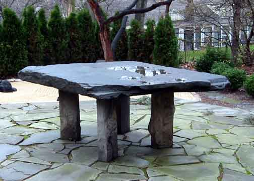 Bluestone Table